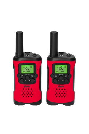 FR115RD set van 2 walkie talkies