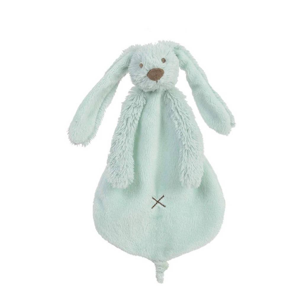 Happy Horse Lagoon Rabbit Richie Tuttle knuffeldoekje, Blauw