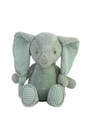 Elephant Eddy no. 2 knuffel 34 cm