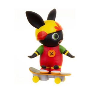 Skateboarding Bing