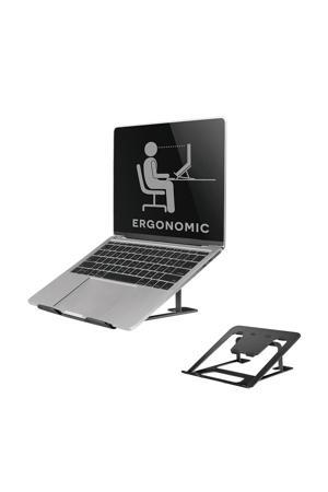 NSLS085BLACK laptopstandaard 10-17 inch (zwart)