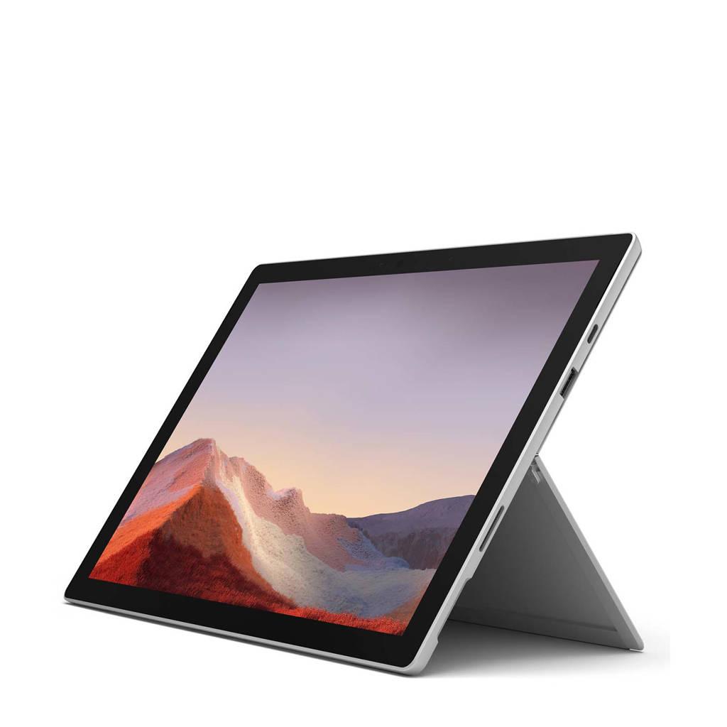 Microsoft Surface Pro 7 I5 12.3 inch Full HD 256GB 2-in-1 laptop, Platina