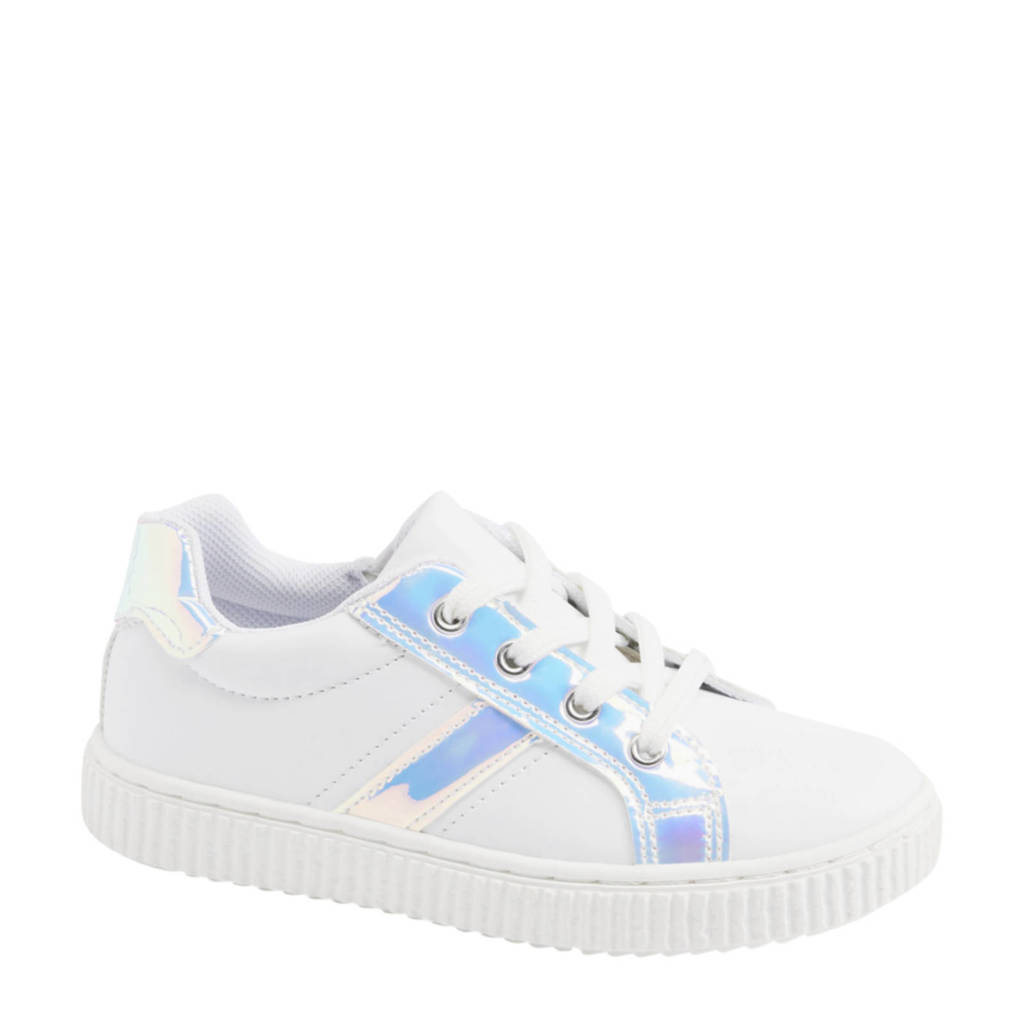 Cupcake Couture   sneakers wit/metallic