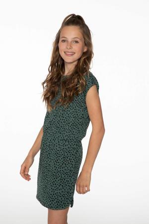 jurk Desree donkergroen