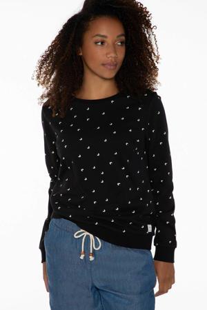 sweater Savory zwart