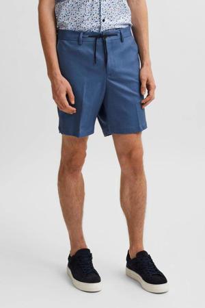 regular fit chino short Pete blauw