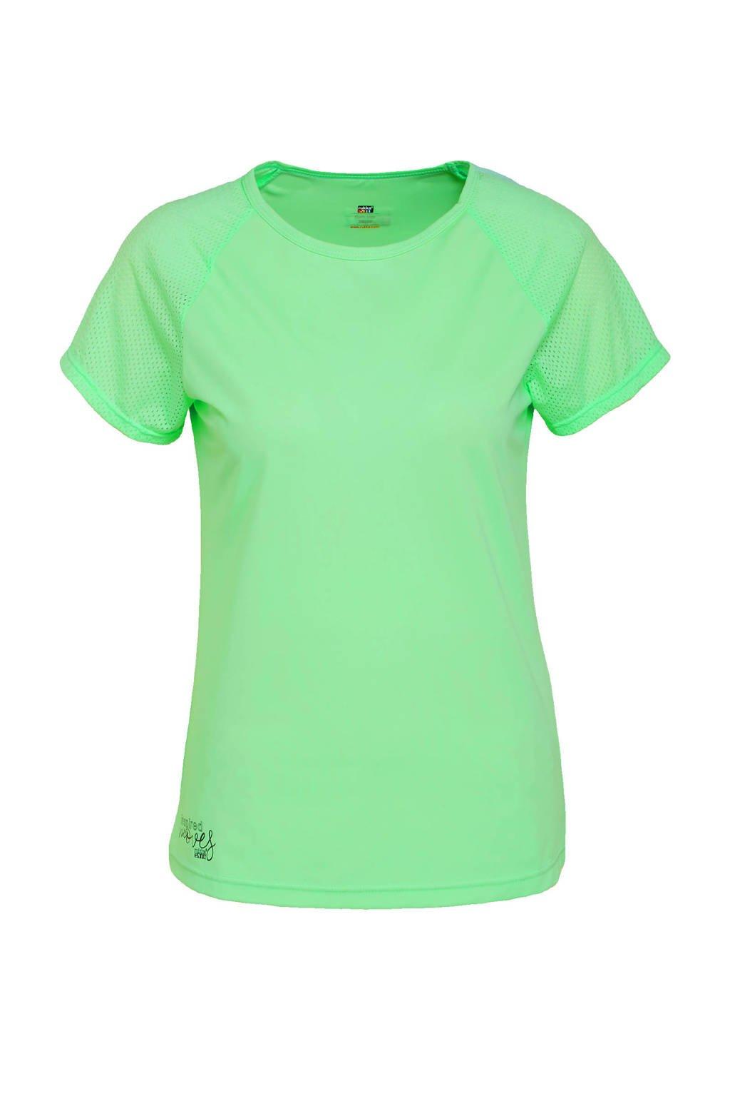 Rukka Viitapohja Hardloop t-shirt lichtgroen, Lichtgroen
