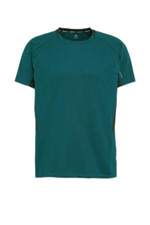 hardloop T-shirt Vilppula groen
