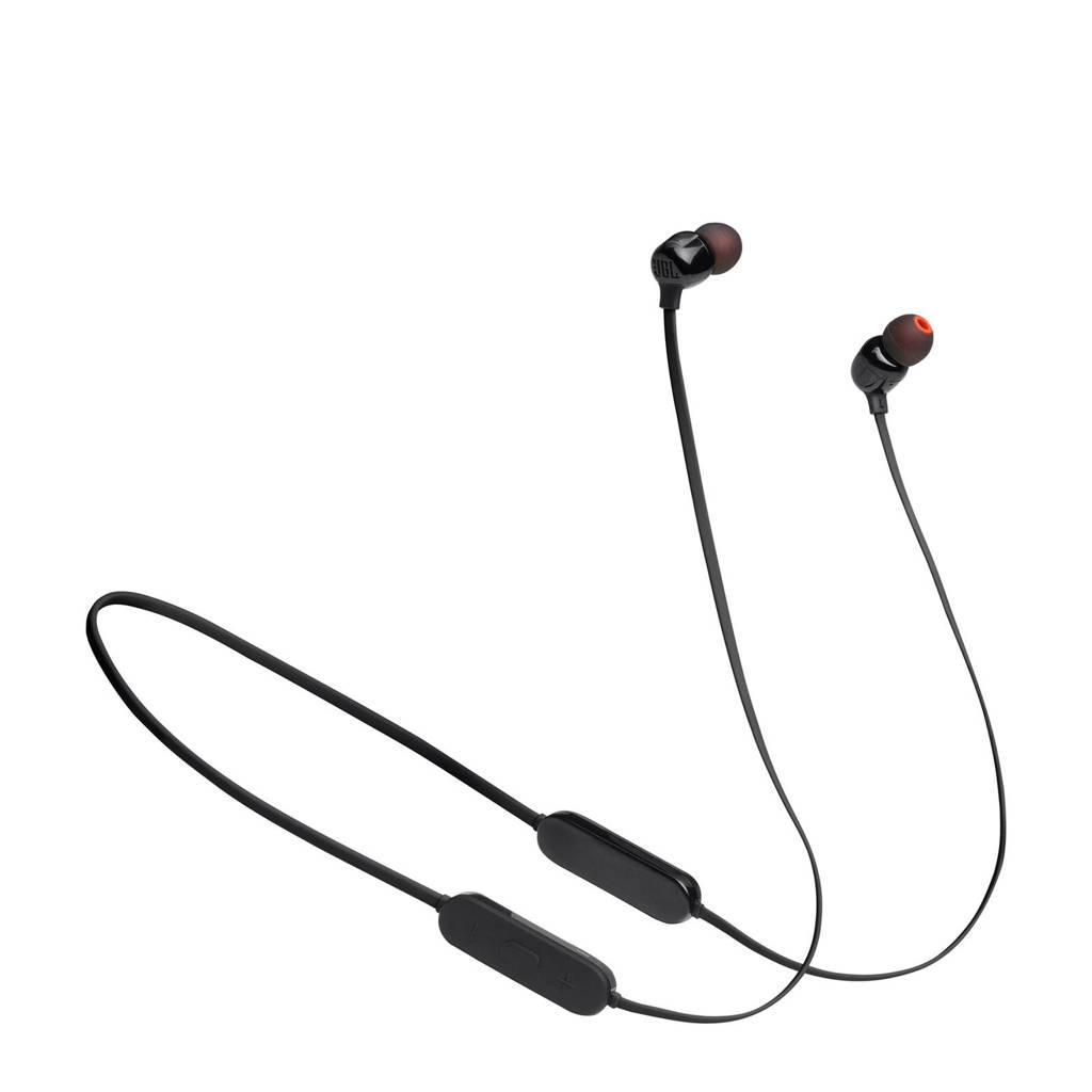 JBL Tune 125 BT draadloze in-ear hoofdtelefoon (zwart), Zwart