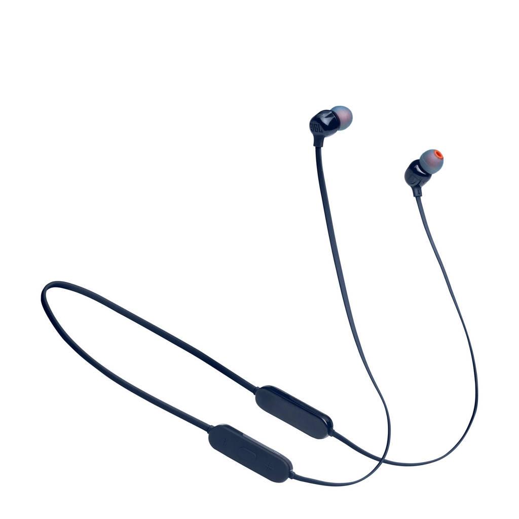 JBL Tune 125 BT draadloze in-ear hoofdtelefoon (blauw), Blauw