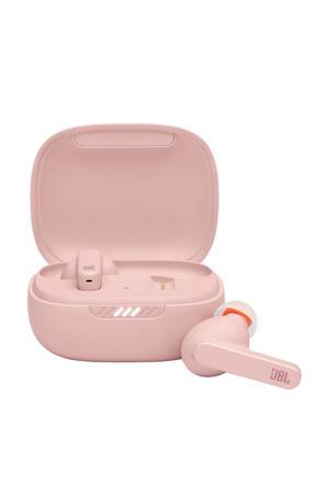 LIVE PRO+TWS draadloze in-ear hoofdtelefoon (roze)