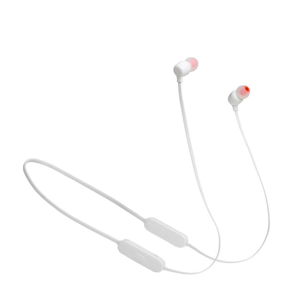 JBL Tune 125 BT draadloze in-ear hoofdtelefoon (wit), Wit