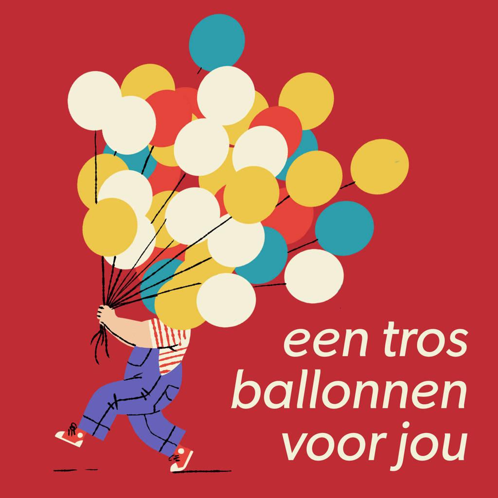 wehkamp Digitale Cadeaukaart Gefeliciteerd Ballon 5 euro