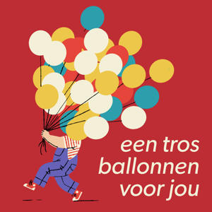 Digitale Cadeaukaart Gefeliciteerd Ballon 5 euro
