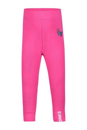 legging Noor met printopdruk roze