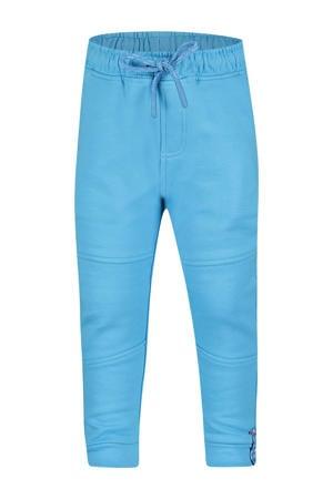regular fit joggingbroek Roel blauw