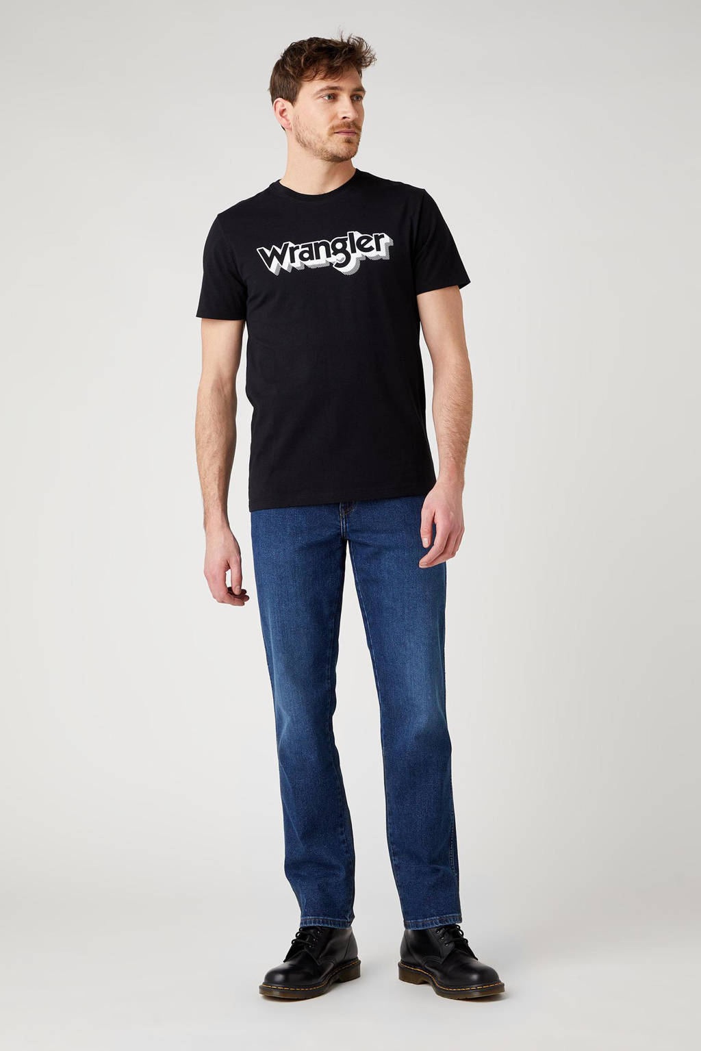 Wrangler slim fit jeans Texas the master, The master