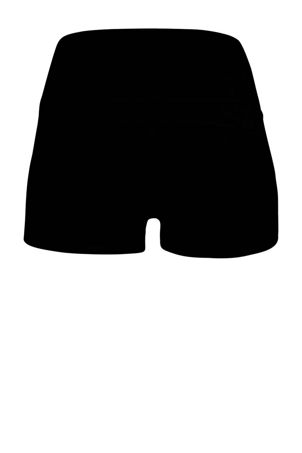 Active Panther sportshort zwart, Zwart