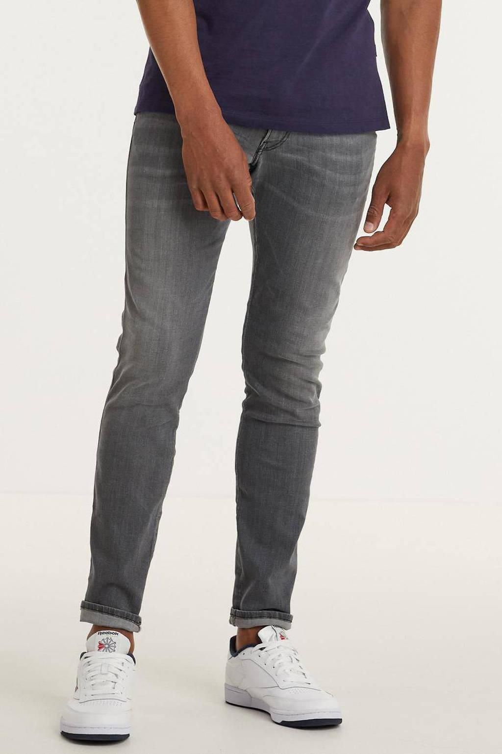 REPLAY slim fit jeans Anbass 096 - medium grey, 096 - MEDIUM GREY