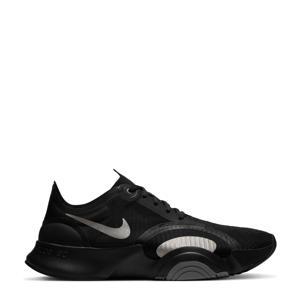 SuperRep Go  sportschoenen zwart/zilver/grijs