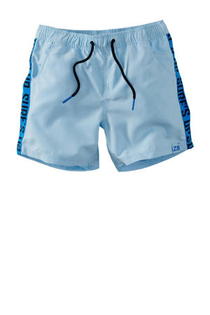 zwemshort lichtblauw