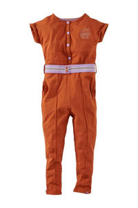 Z8 jumpsuit Cecil S21 roestbruin/lila/goud, Roestbruin/lila/goud