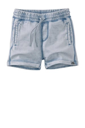 sweatshort Kristoff light denim