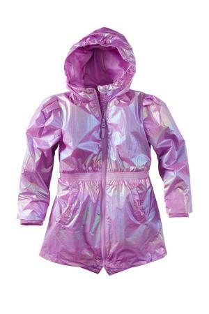 zomerjas Bubbles met plooien paars