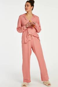 Hunkemöller pyjamatop roze, Roze