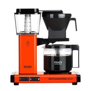 KBG Select koffiezetapparaat (oranje)