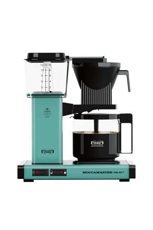KBG Select koffiezetapparaat (turquoise)