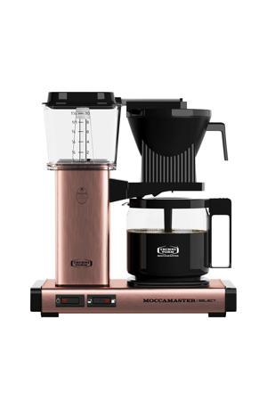 KBG Select koffiezetapparaat (koper)