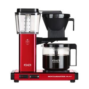 KBG Select koffiezetapparaat (red metallic)