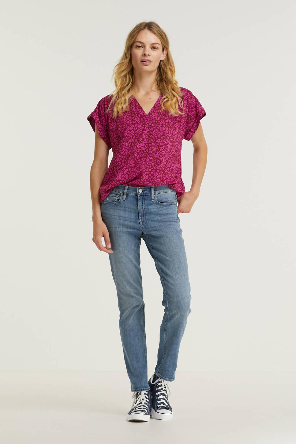 GAP slim fit jeans KENDAL medium indigo, Medium Indigo