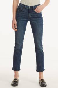 GAP low waist straight fit jeans ASTOR dark denim, Dark denim