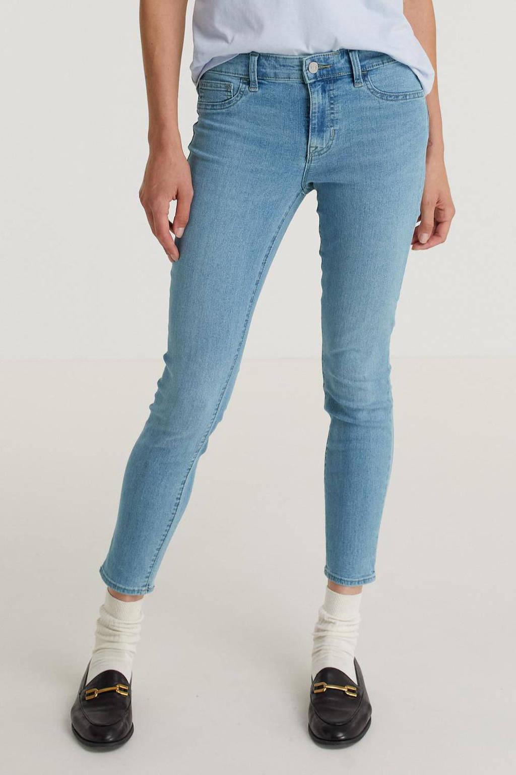 GAP skinny jeans COURTNEY light indigo, Light Indigo