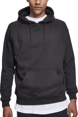hoodie Blank zwart