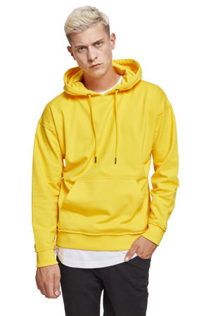 hoodie lichtgeel