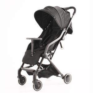 compacte buggy Ymo Plus Stroller zwart
