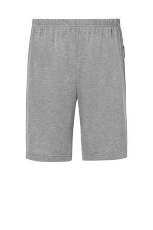 Plus Size pyjamashort Malvik grijs
