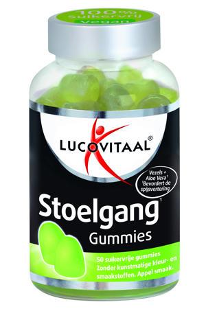 Stoelgang Gummies - 50 gummies