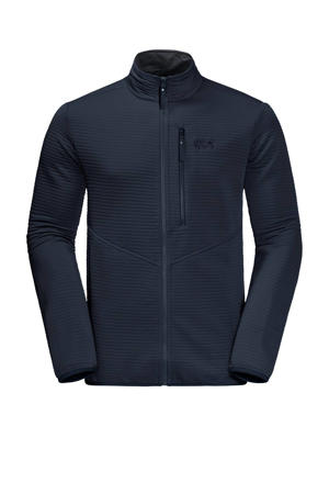 outdoor jas donkerblauw