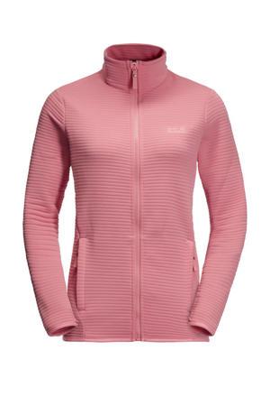 outdoor vest roze