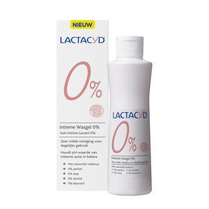 Lactacyd 0% 250ml