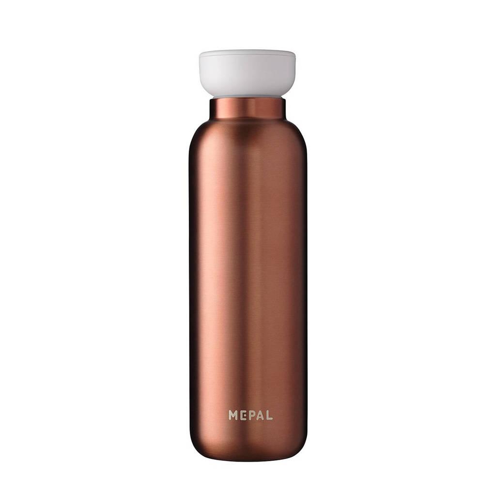 Mepal thermosfles isoleerfles Ellipse 500 ml - rose gold, Roze