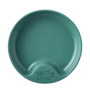 dinerbord (± ø28 cm) oefenbord Mio - deep turquoise