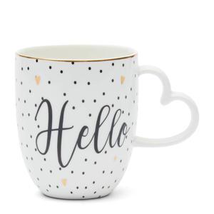 Say Hello mok (Ø8,4 cm)