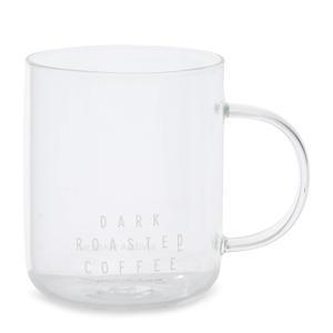 Dark Roasted koffieglas
