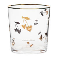 Riviera Maison Food Lovers glas S, Transparant