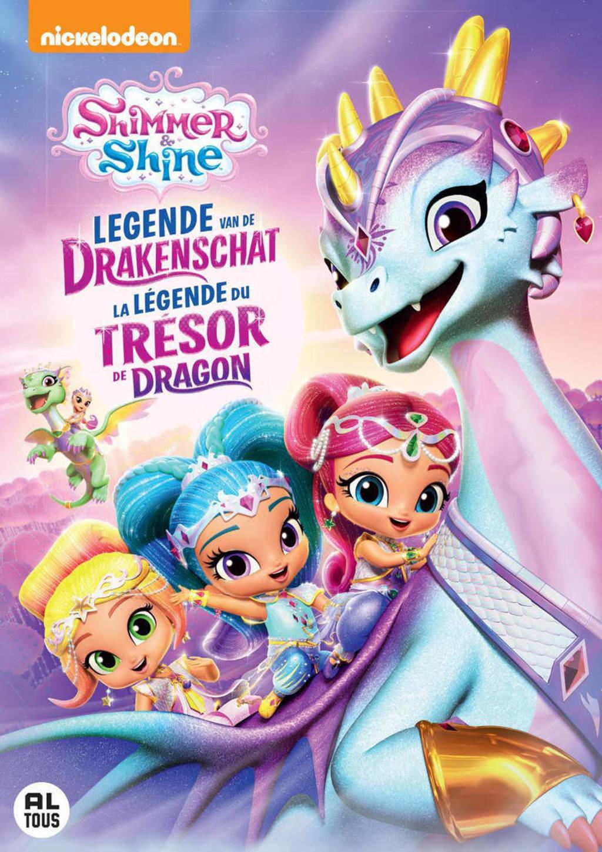 Shimmer And Shine - Legende Van De Drakenschat (DVD)